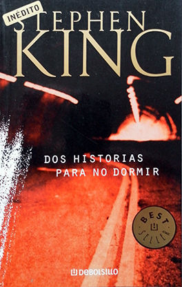 DOS HISTORIAS PARA NO DORMIR(EDICIÓN NO VENAL)