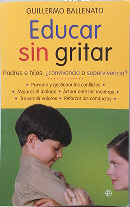 EDUCAR SIN GRITAR