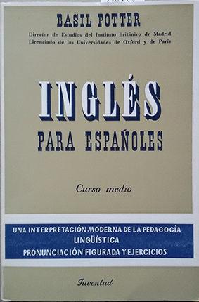 INGLES PARA ESPAÑOLES