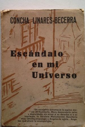 ESCÁNDALO EN MI UNIVERSO