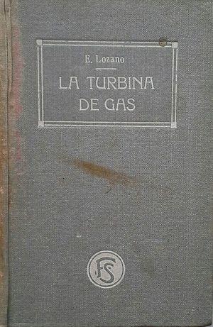 LA TURBINA DE GAS