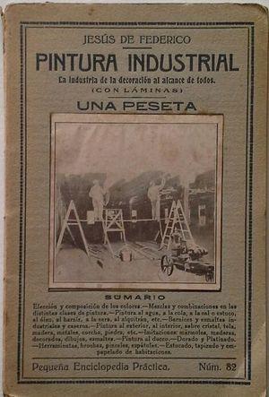 PINTURA INDUSTRIAL - LA INDUSTRIA DE LA DECORACIÓN AL ALCANCE DE TODOS