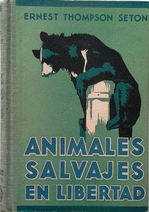 ANIMALES SALVAJES EN LIBERTAD