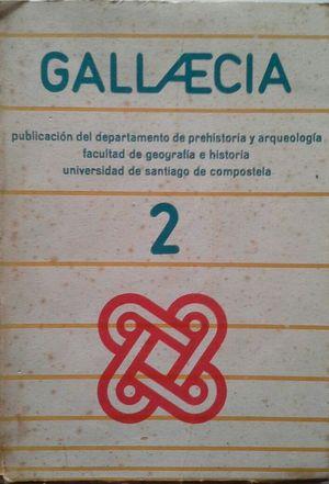 GALLAECIA Nº 2 - 1976 -  ISSN 0211-8653