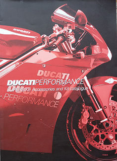 DUCATI PERFORMANCE 998/996/916/748
