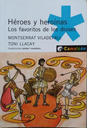 HEROES Y HEROÍNAS