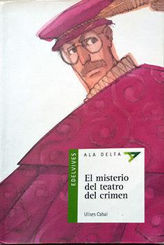 EL MISTERIO DEL TEATRO DEL CRIMEN
