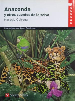 ANACONDA Y OTROS CUENTOS N/C