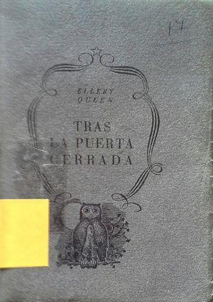 TRAS LA PUERTA CERRADA