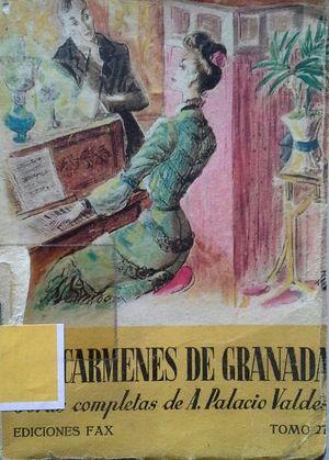 LOS CÁRMENES DE GRANADA