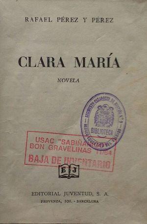 CLARA MARÍA
