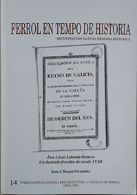 FERROL EN TEMPO DE HISTORIA  N�