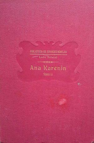 ANA KARENIN - TOMO II