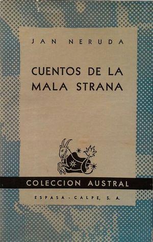 CUENTOS DE LA MALA STRANA