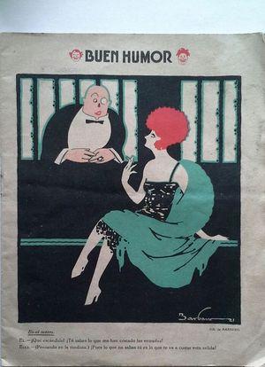 BUEN HUMOR - SEMANARIO SATÍRICO - Nº 6