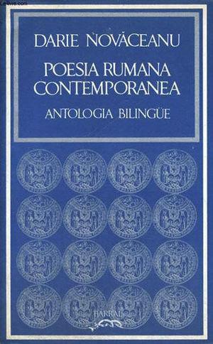 POESÍA RUMANA CONTEMPORÁNEA - ANTOLOGÍA BILINGÜE