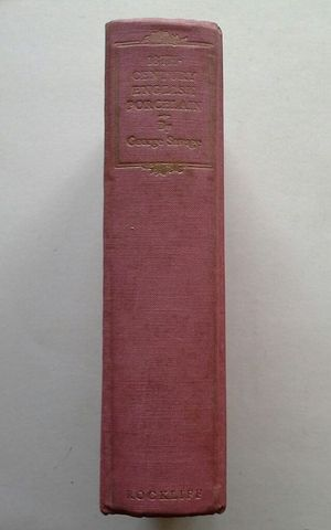 18TH-CENTURY ENGLISH PORCELAIN