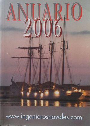 ANUARIO 2006 - COLEGIO OFICIAL DE INGENIEROS NAVALES Y OCEÁNICOS