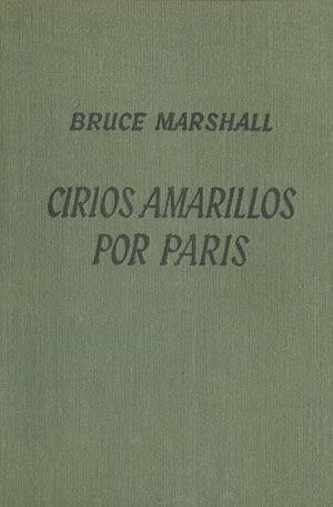 CIRIOS AMARILLOS POR PARÍS
