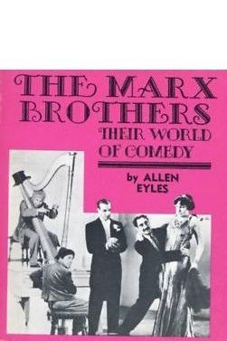 THE MARX BROTHERS - THEIR WORLD OF COMEDY