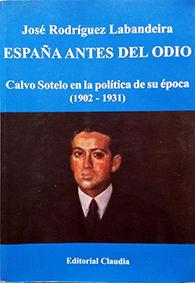 ESPAÑA ANTES DEL ODIO