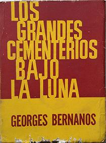LOS GRANDES CEMENTERIOS BAJO LA LUNA