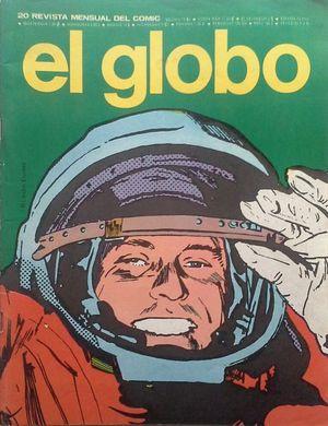 EL GLOBO - REVISTA MENSUAL DEL CÓMIC - AÑO II Nº 20 1-10-1974