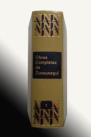 OBRAS COMPLETAS DE ZUNZUNEGUI