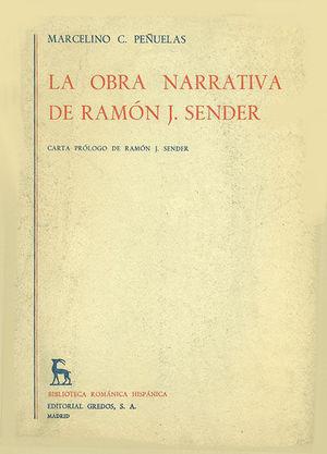 LA OBRA NARRATIVA DE RAMÓN J. SÉNDER