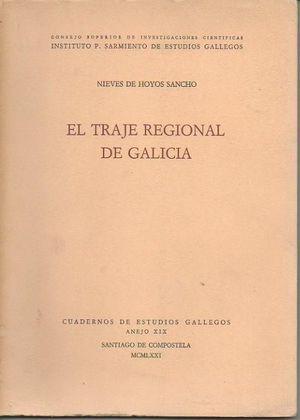 EL TRAJE REGIONAL DE GALICIA