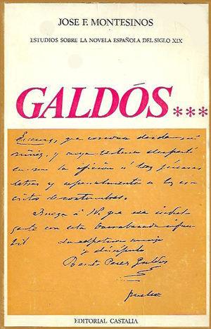 GALDÓS - TOMO II