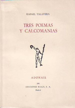 TRES POEMAS Y CALCOMANÍAS
