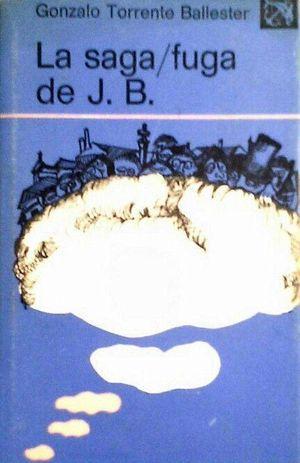 LA SAGA-FUGA DE J. B.