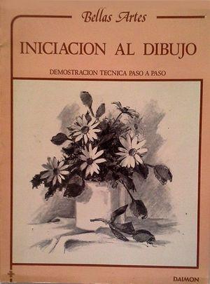 INICIACIÓN AL DIBUJO - DEMOSTRACIÓN TÉCNICA PASO A PASO