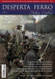 DESPERTA FERRO HISTORIA MODERNA Nº 35: SPINOLA Y LA GUERRA DE FLANDES