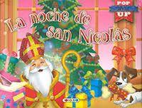 LA NOCHE DE SAN NICOLAS POP UP