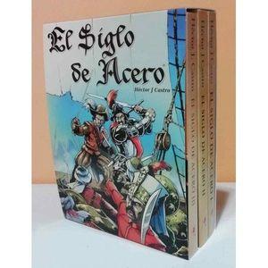 PACK EL SIGLO DE ACERO (3 VOLUMENES)