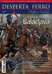 DESPERTA FERRO MODERNA Nº38: LA GUERRA DE CRIMEA (I) BALACLAVA