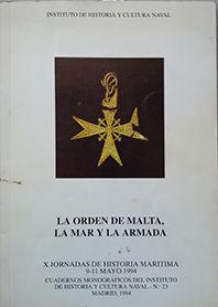 LA ORDEN DE MALTA, LA MAR Y LA ARMADA