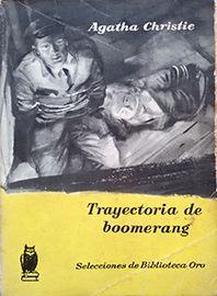 TRAYECTORIA DEL BOOMERANG