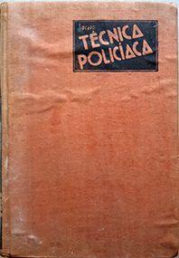 MANUAL DE TECNICAS POLICIACAS