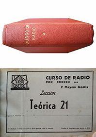CURSO DE RADIO POR CORREO 2
