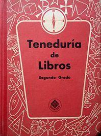 TENEDURÍA DE LIBROS