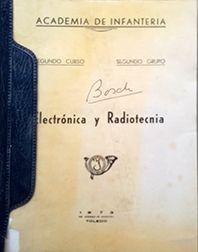 ELECTRONICA Y RADIOTECNIA
