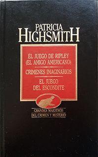 EL JUEGO DE RIPLEY (AL AMIGO AMERICANO) Y OTROS