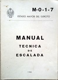 TECNICAS DE ESCALADA MANUAL M-0-1-7