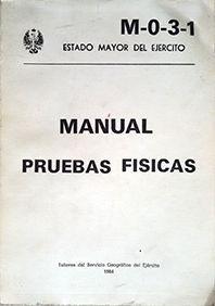 PRUEBAS FISICAS  - MANUAL M-0-3-1