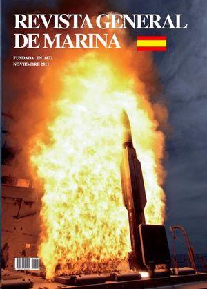 REVISTA GENERAL DE MARINA NOVIEMBRE 2011  TOMO 261