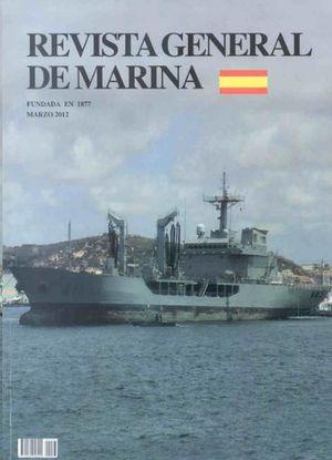 REVISTA GENERAL DE MARINA  MARZO 2012  TOMO 262