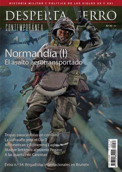DESPERTA FERRO CONTEMPORÁNEA Nº 33: NORMANDÍA (I)